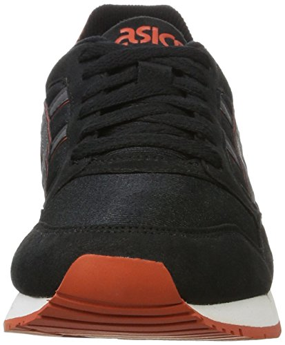 Mixte Gel Noir Asics gris Adulte atlanis Sneakers Basses 4xIRw