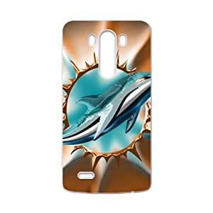 Miami Dolphins Cell Phone Case for LG G3