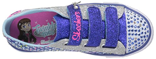 Skechers Star Shock 10599LRYSL, Baskets Mode Enfant