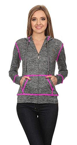 Simlu Womens Hoodie Sweatshirt Activewear product image