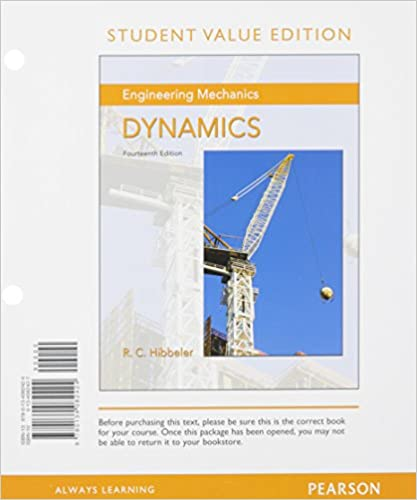 Amazon engineering mechanics dynamics student value edition engineering mechanics dynamics student value edition 14th edition 14th edition fandeluxe Choice Image