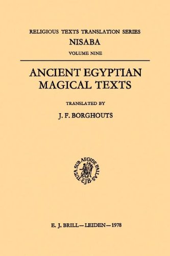 Ancient Egyptian Magical Texts (Nisaba)