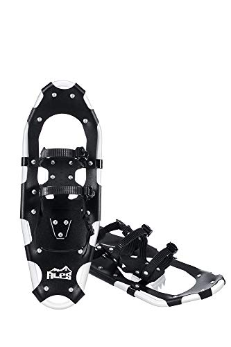 ALPS All Terrian Snowshoes for Men Women Youth with FREE Carrying Tote Bag (22 Inches)