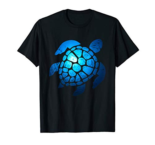 Yertle The Turtle Costumes Ideas - Sea Turtle Silhouette Seen From Underwater