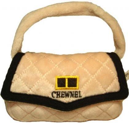Chewnel Purse Plush Dog Toy, My Pet Supplies