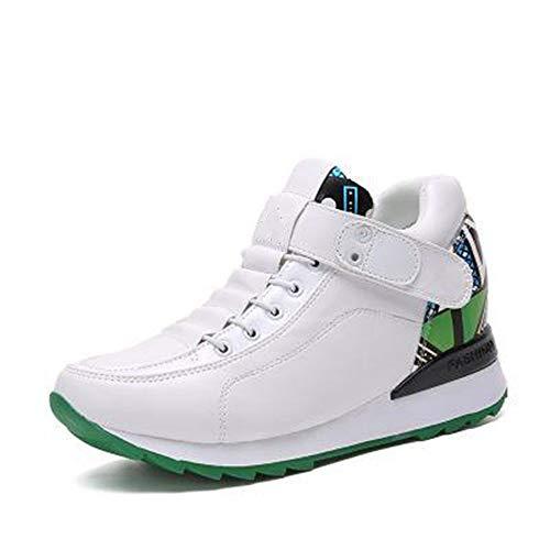 Deportivos Y Damas Cómoda Las Ysfu Para De Libre Vulcanizados Cómodos Al Aire Zapatillas Mujeres Lazo Deporte Gancho Plataforma Zapatos f8Zv8qw
