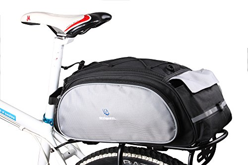 Bike Rack Quick Release Bag - 5