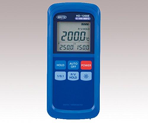 安立計器2-1082-07ハンディタイプ温度計スタンダードEタイプ(-200~+800℃) B07BD3452J