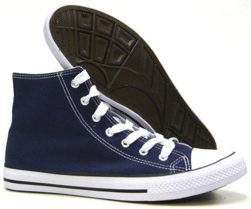 Moderner Sneaker Freizeit Herren Schuhe Blau