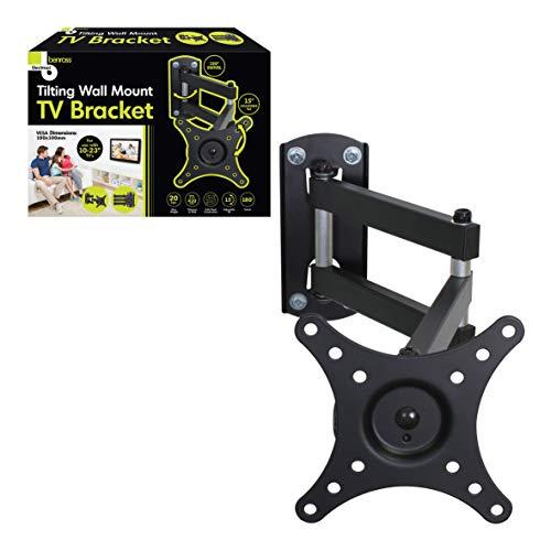 Benross 47050 Universal Tilt and Swivel Television Wall Bracket
