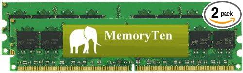 p//n MEM-7835-I2-2GB 2x1GB 2GB Cisco MCS-7835 3rd Party Memory
