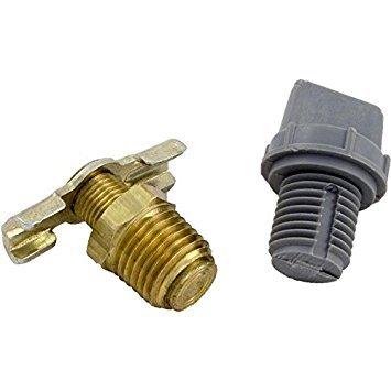Raypak 006721F Drain Plug
