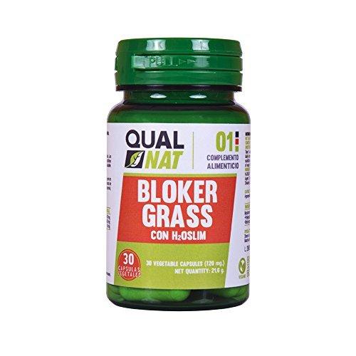 Captagrasas Bloker Grass - Capta grasas para el control de peso de manera natural - Complemento alimenticio para adelgazar si se acompaña de una dieta saludable - 30 cápsulas 11