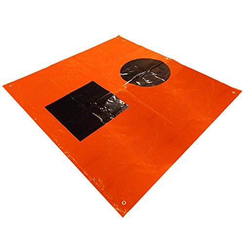 Orange Distress Flag