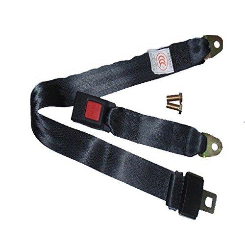 Car Seat Belt Two Point Seatbelt For Van/School Bus/Passenger Car Van Seat Belt