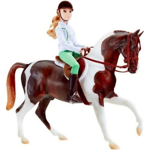 Breyer 90.1787 Lets Go Riding-English
