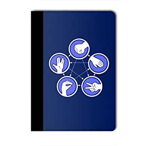 La serie de televisión Big Bang Theory piel iPad caso/cubierta/regalo 02