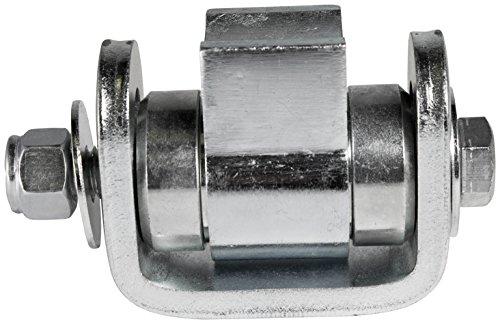 Nationwide Industries Adjustable Heavy Duty Hinge, Steel Weld-on - Unpainted by Nationwide Industries (Image #3)