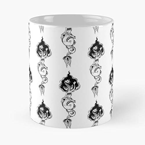 Angler Anglerfish Animal Aquatic Gift Coffee/tea Ceramic Mug Father Day