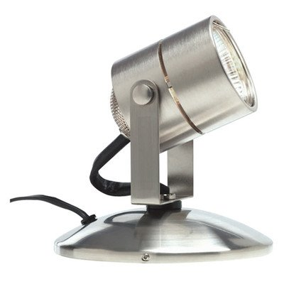 Tech Lighting, 700F1-SN Lil Big Wonder Accent Lamp, 50 Watts, Satin Nickel
