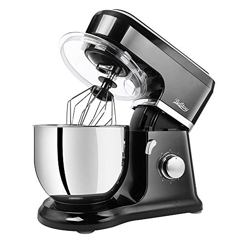 Betitay Tilt-Head Stand Food Mixer,4.5 QT Dough...