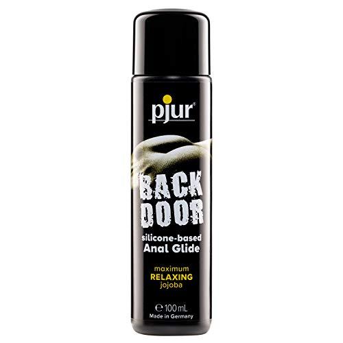 pjur Back Door Sillicone Anal Lube Comfort Personal Sex Lubricant | 3.4 fl.oz/100ml