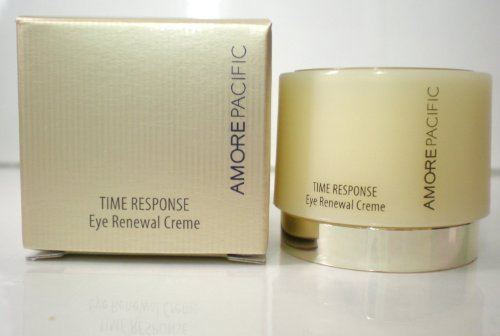 AmorePacific Time Response Eye Renewal Creme Cream .1 Oz/ 3ml by AmorePacific 0.1% Cream