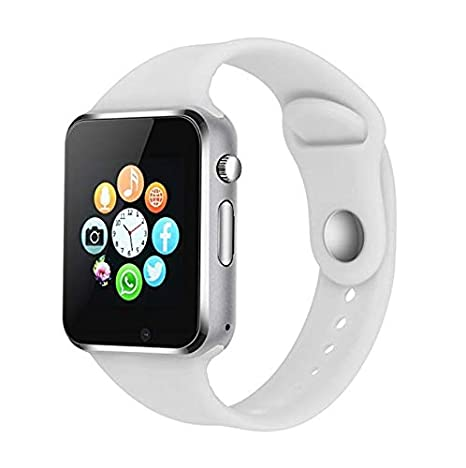 Smart Watch - MyTECH Touch Screen Bluetooth Smart Watch Smartwatch Phone Fitness Tracker SIM SD Card Slot Camera Pedometer Compatible iPhone iOS Samsung LG ...