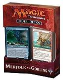Best Magic Starter Decks - Magic The Gathering: Duel Decks: Merfolk Vs Goblins Review