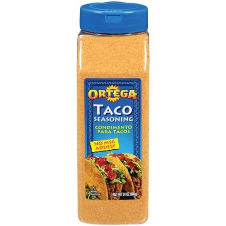 (Ortega Taco Seasoning Mix, Original, 24 Oz (3 Count))