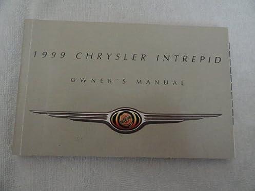 1999 chrysler 300m owners manual chrysler amazon com books rh amazon com 1999 Chrysler 300M Drawings 1999 Chrysler 300M Repair Manual