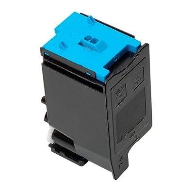 AIM Compatible Replacement - Sharp Compatible MX-C250/C300/C301W Cyan Toner Cartridge (6000 Page Yield) (MX-C30NTC) - Generic