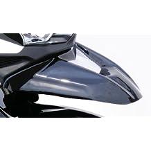 Powerbronze 350-S101-603 Beak to fit Suzuki V-Strom 650 Black - Silver Mesh