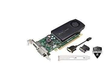 PNY VCQ410-PB - Tarjeta gráfica (Quadro 410, 0,5 GB, GDDR3 ...