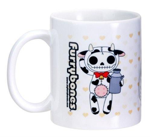 Furry Bones Skull Farm Trio Tea/Coffee Mug