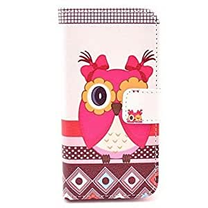FUUSII? 18 iPhone 5/5S Leather Full Body Cases with Stand for IPhone 5/5S
