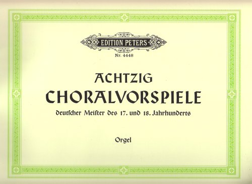 80 chorale preludes - 3