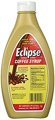 Eclipse Coffee Syrup, 1 Pint