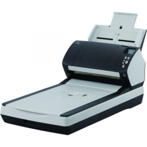FUJITSU i-7260 Sheetfed/Flatbed Scanner / 24-bit Color - 8-bit Grayscale - USB / PA03670-B555 / by Fujitsu