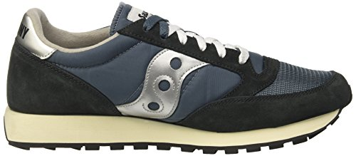 Saucony Jazz Original Vintage Mens Trainers Blue / Navy Silver discount with credit card outlet affordable shopping online sale online BhHC1