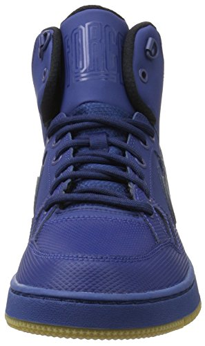 de Force Homme Mid Winter Son NIKE Chaussures Bleu of Gymnastique OqY8nS