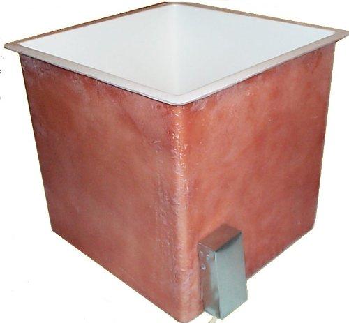 Dux Industries Poultry Scalding Vat Pre-Defeather Machine Dual Element 115V by Dux Industries