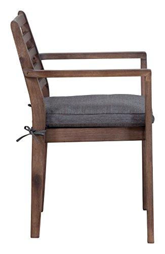 Zuo Modern Singular Sofa, Terracotta