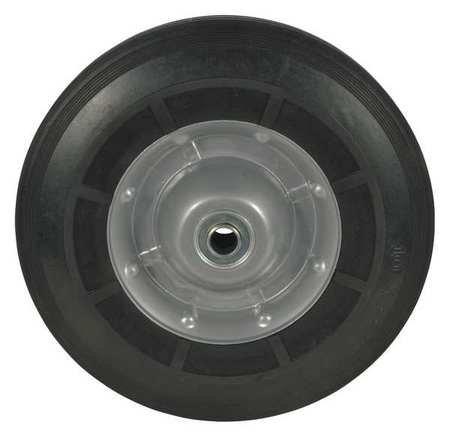 Semi-Pneumatic Wheel, 10 Inch