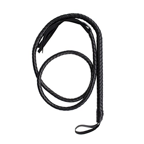 LUOEM Cat Woman Whip Costumes Whip Cosplay Supplies