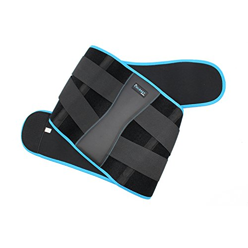 Amazon.com: Back Brace Support for Lower Back Pain, Sciatica, Scoliosis, Herniated Disc by The Coldest Water: Health & Personal Care