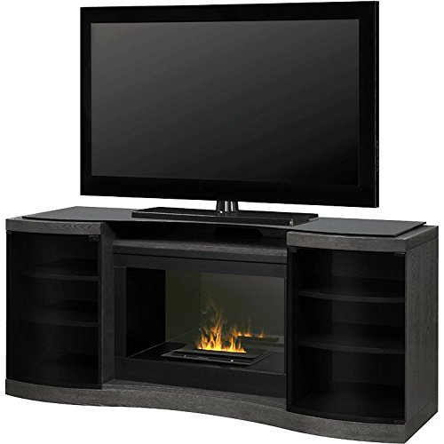 Dimplex Quintus Opti Myst Entertainment Center with Fireplace TV Stand