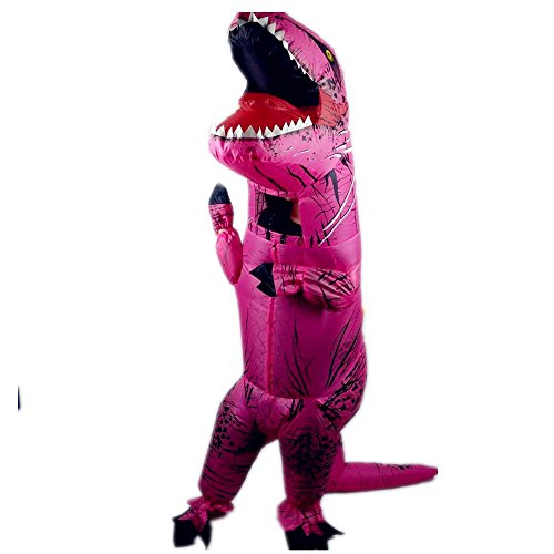 T-Rex Inflatable Kids Costume Dinosaur Fancy Dress - Ideas For Christmas Costumes