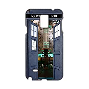 3D Case Cover Doctor Who Phone Case for Samsung Galaxy Note4