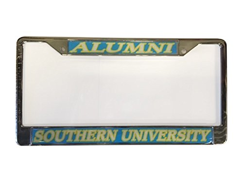 Southern University Alumni License Plate Frames